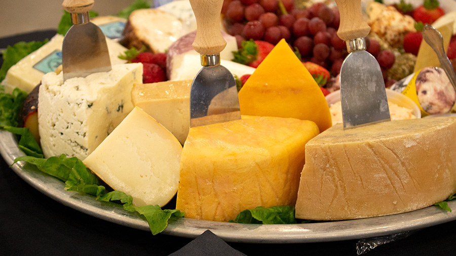 Goat Milk Cheese Competition