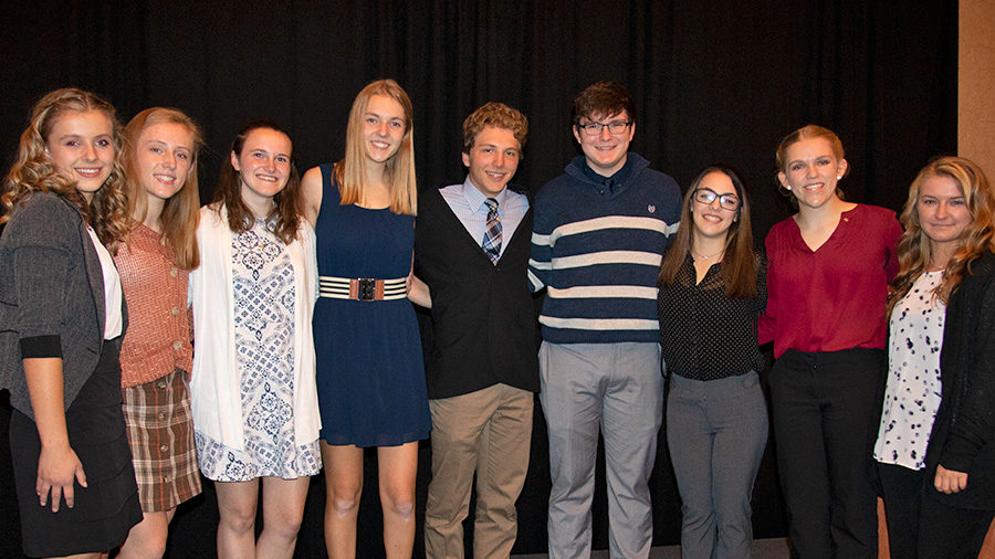 Youth Representatives