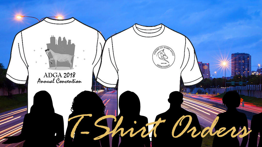 Annual Convention T-Shirts