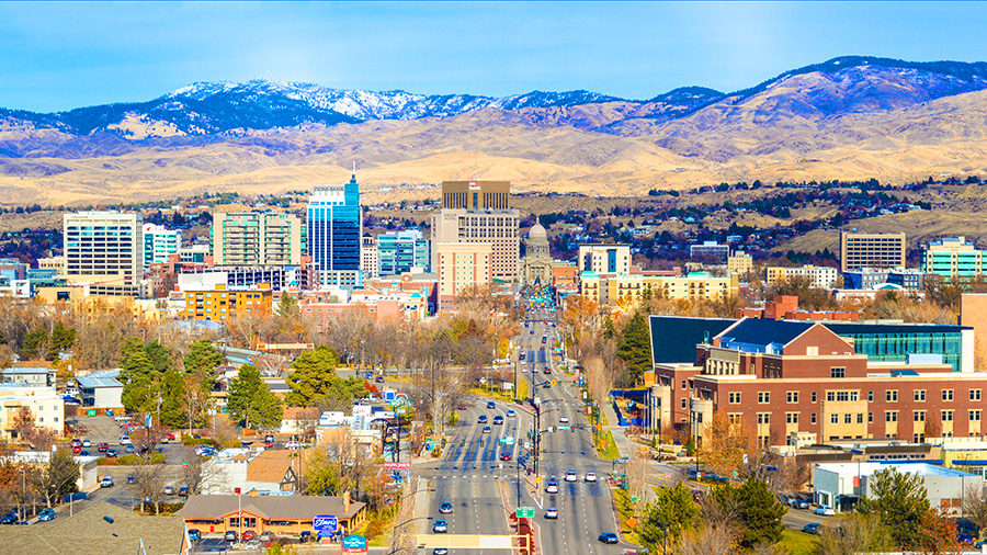 Boise Visitor Guide